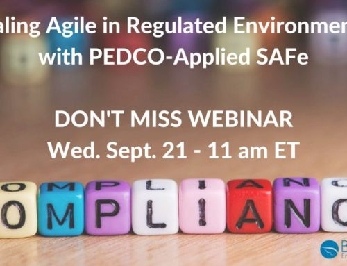 Scaling Agile in Regulated Environments: Addressing the Challenges of Compliance with Applied SAFe 4.0