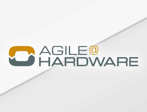 Agile @ Hardware: Teaser for conference and tutorial in Frankfurt, Sept 24/25th