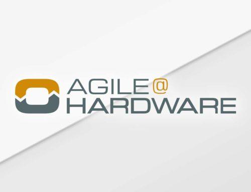 agile @ hardware: Video & Teaser für Tutorial 'Skalierte Agilität in regulierten Umgebungen' FRANKFURT, SEPT 24/25TH