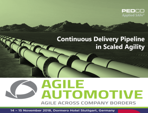 Workshop: Continuous delivery pipeline in scaled agility