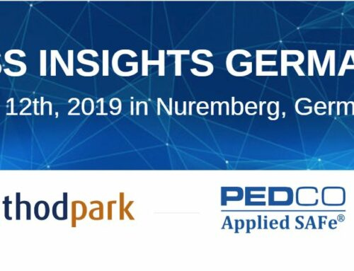 Applied SAFe at Process Insights Germany 2019
