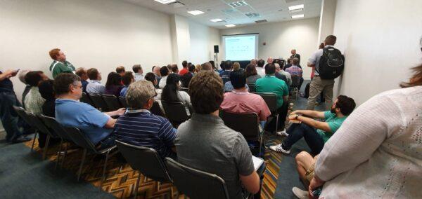 Peter speaking at Agile&Beyond 3