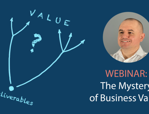 The mystery of Business Value