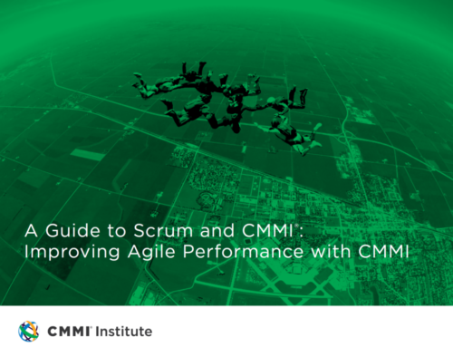 A GUIDE TO SCRUM AND CMMI®: IMPROVING AGILE PERFORMANCE WITH CMMI
